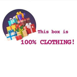 Resellers Mystery Box Bundle Womens XL New